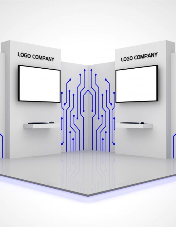 Как да изградим ефектен рекламен щанд?
