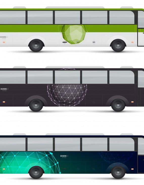 Вашият рекламен коз – реклама чрез брандирани автобуси