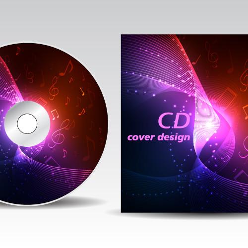 Красива вложка и диск