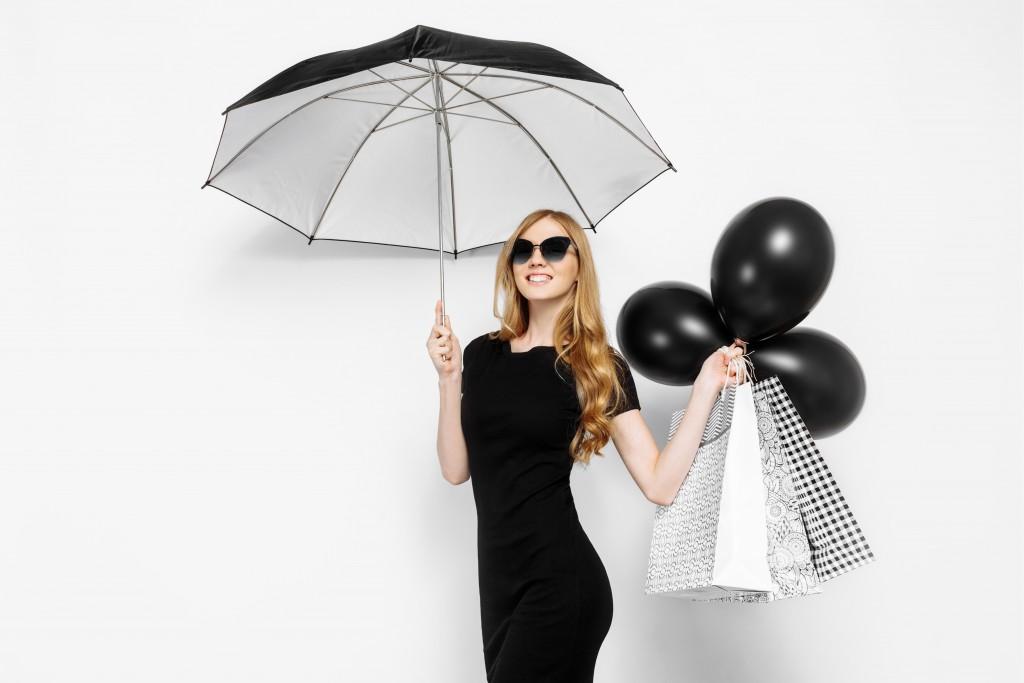 Дамски чадър