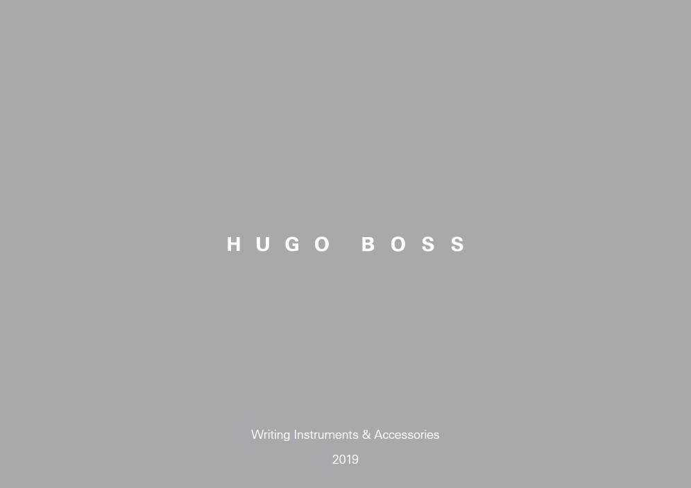 Hugo Boss 2019-Plast