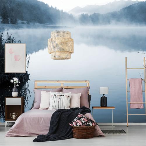 Красив тапет за спалня
